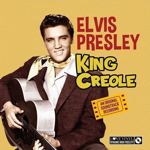 ELVIS PRESLEY King Creole Vinyl Record LP My Generation Music 2018
