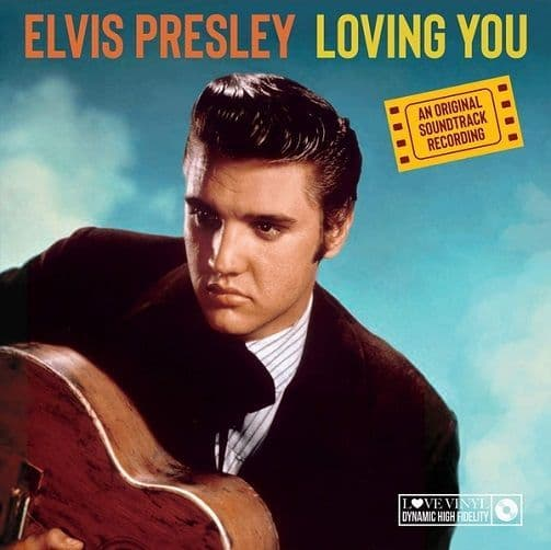 ELVIS PRESLEY Loving You Vinyl Record LP My Generation Music 2018