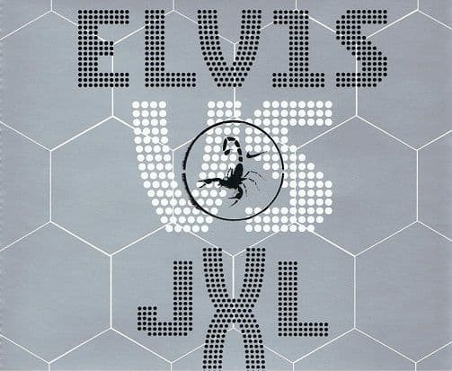 ELVIS PRESLEY VS JXL A Little Less Conversation CD Single RCA 2002