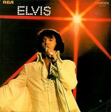 ELVIS PRESLEY You'll Never Walk Alone LP Vinyl Record Album 33rpm RCA Camden 1971.