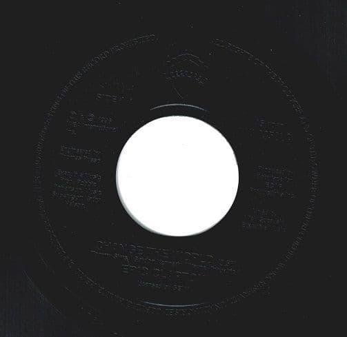 ERIC CLAPTON Change The World Vinyl Record 7 Inch Warner Bros. 1996
