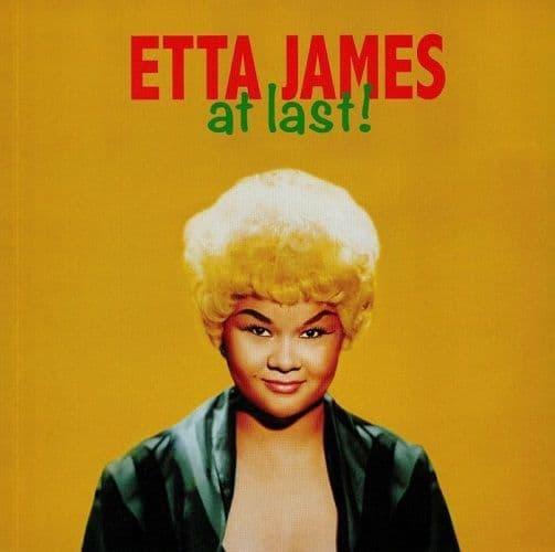 ETTA JAMES At Last Vinyl Record LP Ermitage 2019