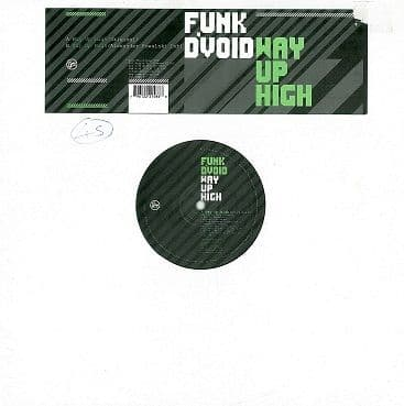 "FUNK D'VOID Way Up High 12"" Single Vinyl Record Soma 2004"