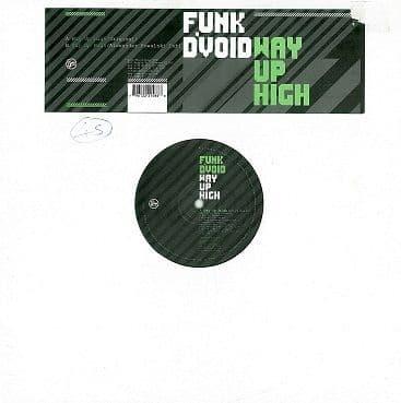 "FUNK D'VOID Way Up High 12"" Single Vinyl Record Soma 2004"