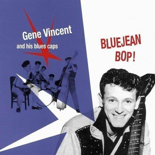 GENE VINCENT Bluejean Bop Vinyl Record LP Wax Love 2018