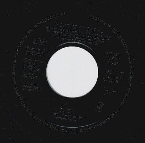 GEORGE MICHAEL Older Vinyl Record 7 Inch Virgin 1997