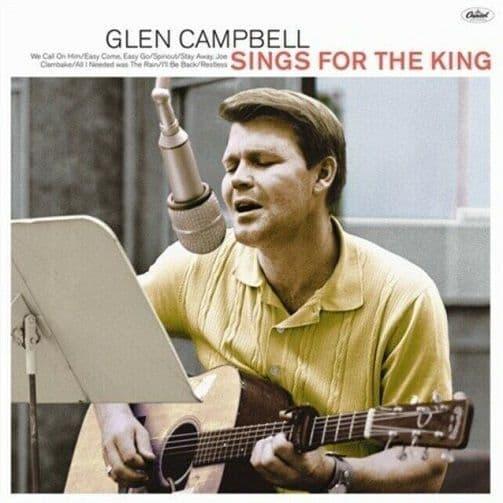 GLEN CAMPBELL Sings For The King Vinyl Record LP UMe 2018