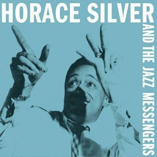 HORACE SILVER Horace Silver And The Jazz Messengers Vinyl Record LP Ermitage 2012
