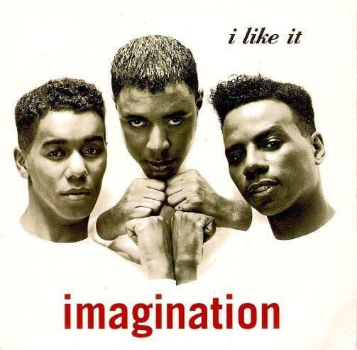 IMAGINATION I Like It Vinyl Record 7 Inch Capitol City 1991