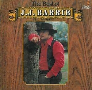 J. J. BARRIE The Best Of J. J. Barrie Vinyl Record LP Power Exchange 1977