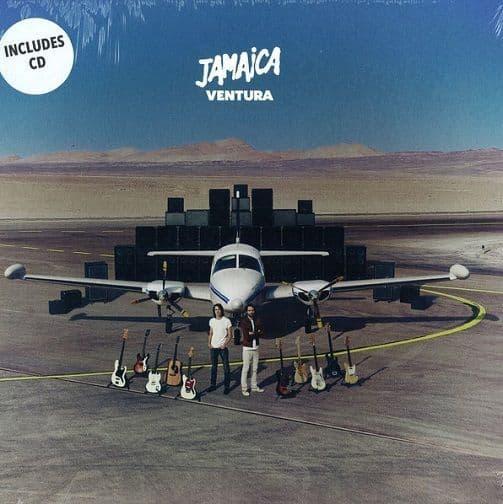 JAMAICA Ventura Vinyl Record LP Control Freak 2014