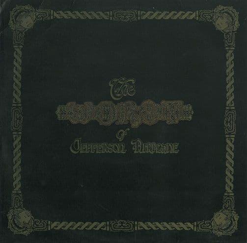 JEFFERSON AIRPLANE The Worst Of Jefferson Airplane Vinyl Record LP RCA Victor 1971