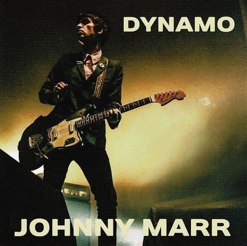 JOHNNY MARR Dynamo Vinyl Record 7 Inch Warner Bros. 2015