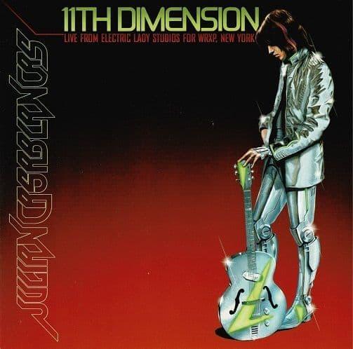 JULIAN CASABLANCAS 11th Dimension Vinyl Record 7 Inch Rough Trade 2010 Red Vinyl