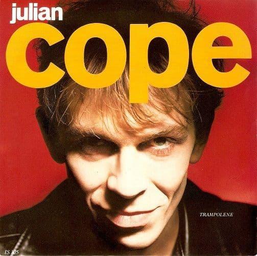JULIAN COPE Trampolene Vinyl Record 7 Inch Island 1987