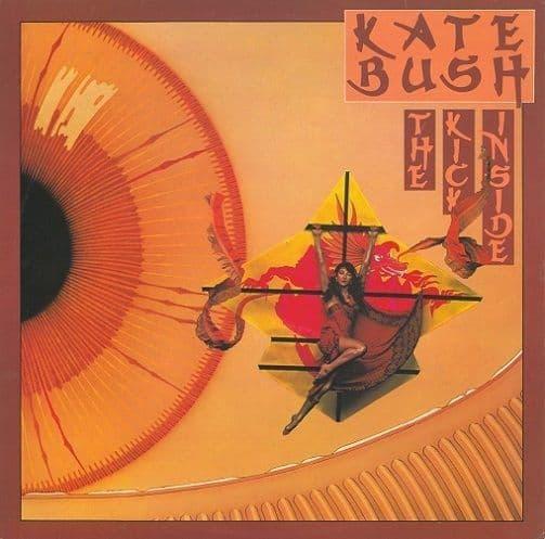 KATE BUSH The Kick Inside Vinyl Record LP EMI 1985