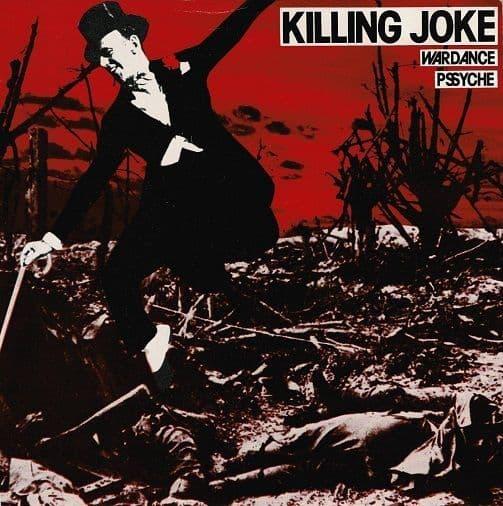 KILLING JOKE Wardance Vinyl Record 7 Inch Malicious Damage 1981