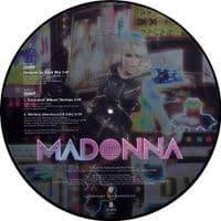 MADONNA Jump Vinyl Record 12 Inch Warner Bros. 2006 Picture Disc