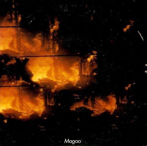 MAGOO Tremor, Tremor, Tremor Vinyl Record 7 Inch Elefant 1997 Multicoloured Vinyl