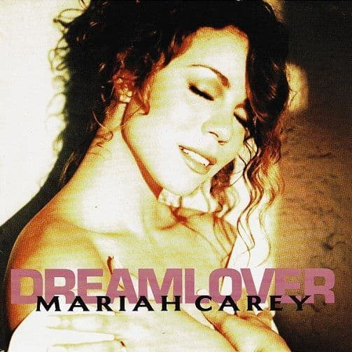 MARIAH CAREY Dreamlover Vinyl Record 7 Inch Columbia 1993