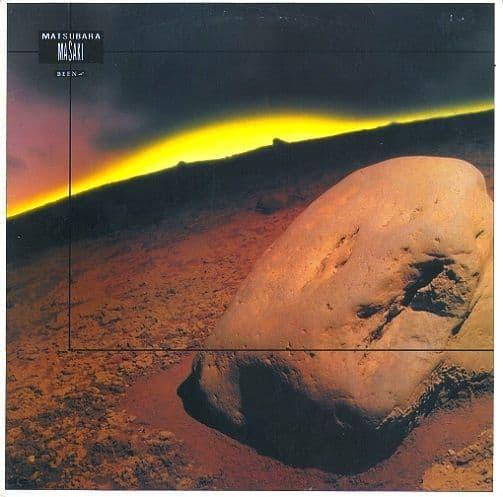 MASAKI MATSUBARA Been Vinyl Record LP LOE