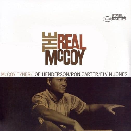 McCOY TYNER The Real McCoy Vinyl Record LP Blue Note 2016