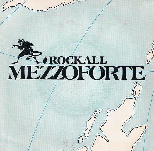 MEZZOFORTE Rockall Vinyl Record 7 Inch Steinar 1983