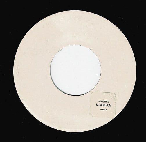 MICHAEL JACKSON History Vinyl Record 7 Inch Epic 1997 Promo