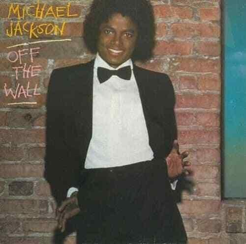 MICHAEL JACKSON Off The Wall Vinyl Record LP Dutch Epic 1979
