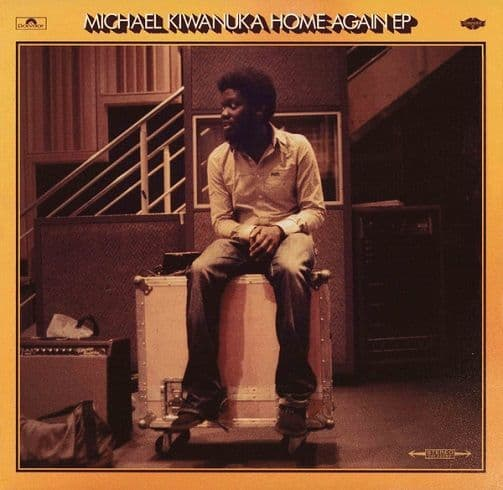 MICHAEL KIWANUKA Home Again EP Vinyl Record 10 Inch Communion
