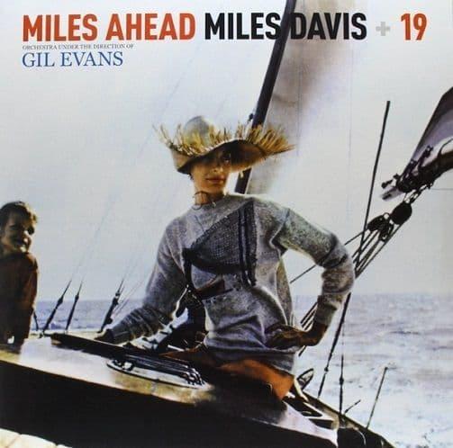 MILES DAVIS Miles Ahead + 19 Vinyl Record LP Ermitage
