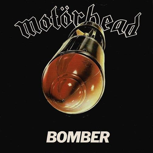 MOTORHEAD Bomber Vinyl Record 7 Inch Bronze 1979