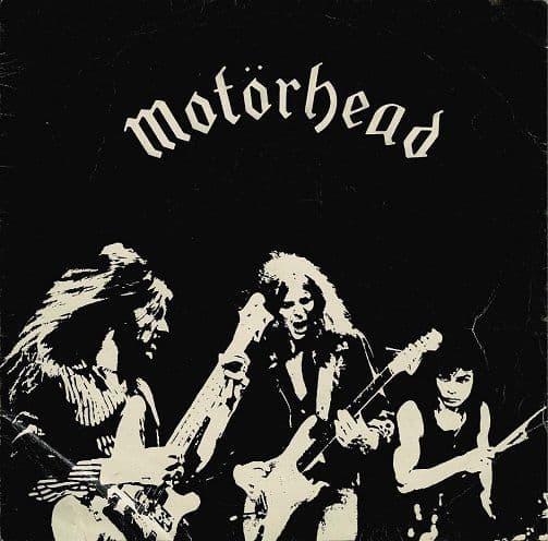 MOTORHEAD Motorhead Vinyl Record 7 Inch Big Beat 1979 Pink Vinyl