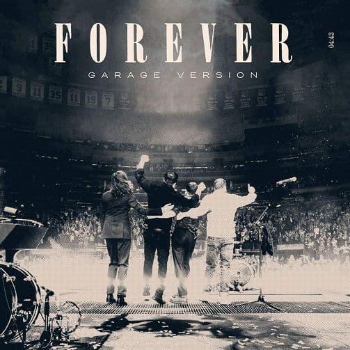 MUMFORD & SONS Forever (Garage Version) Vinyl Record 7 Inch Island 2020 White Vinyl