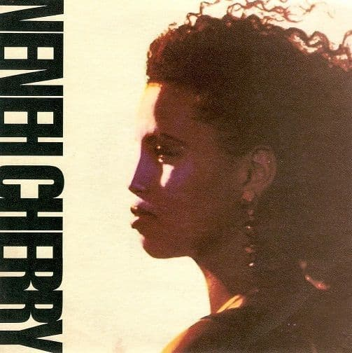 NENEH CHERRY Manchild Vinyl Record 7 Inch Circa 1989