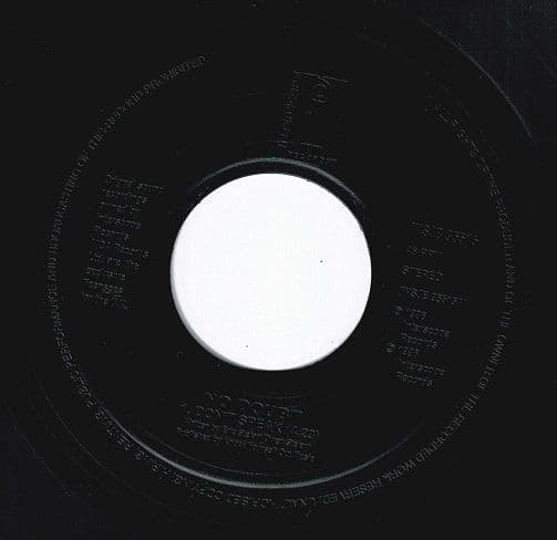NO DOUBT Don't Speak Vinyl Record 7 Inch Interscope 1996
