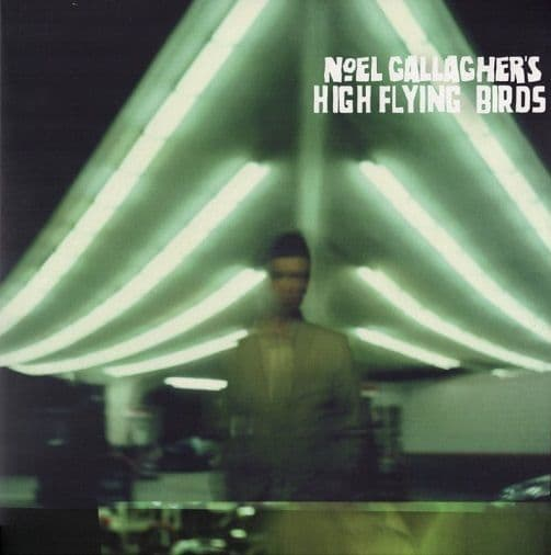 NOEL GALLAGHER'S HIGH FLYING BIRDS Noel Gallagher's High Flying Birds Vinyl Record LP Sour Mash 2011