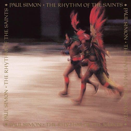 PAUL SIMON The Rhythm Of The Saints Vinyl Record LP Legacy 2018