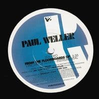 PAUL WELLER From The Floorboards Up Vinyl Record 7 Inch V2 2005