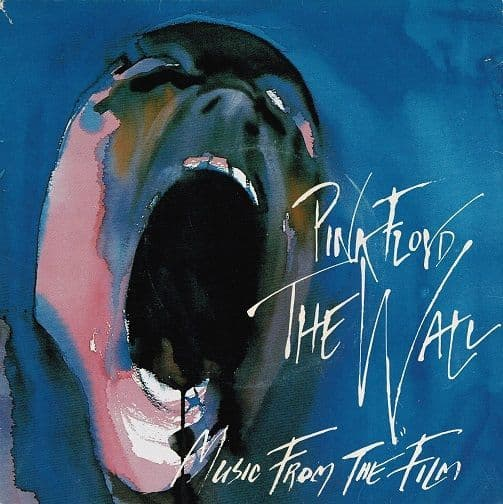 PINK FLOYD When The Tigers Broke Free Vinyl Record 7 Inch Harvest 1982