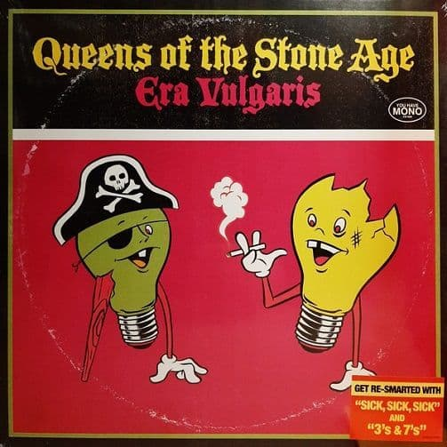 QUEENS OF THE STONE AGE Era Vulgaris Vinyl Record LP Interscope 2019