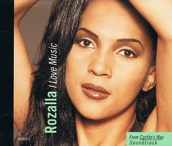 ROZALLA I Love Music CD Single Epic 1994
