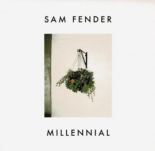 SAM FENDER Millennial Vinyl Record 7 Inch 2017 White Vinyl