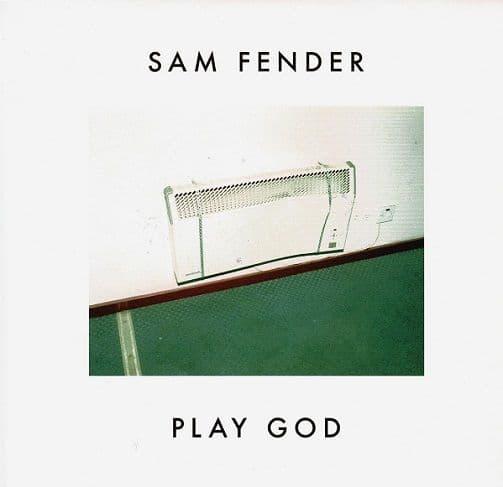 SAM FENDER Play God Vinyl Record 7 Inch 2017 White Vinyl