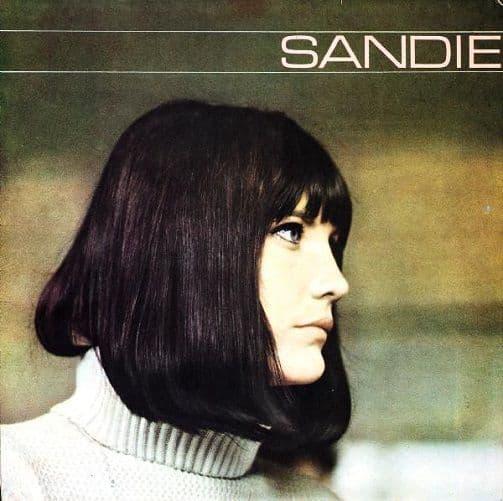 SANDIE SHAW Sandie Vinyl Record LP Pye 1965