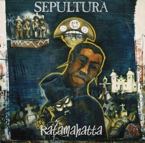 SEPULTURA Ratamahatta Vinyl Record 7 Inch Roadrunner 1996