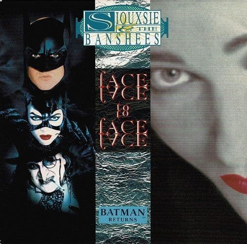 SIOUXSIE AND THE BANSHEES Face To Face Vinyl Record 7 Inch Polydor 1992