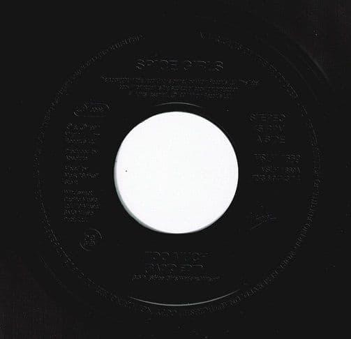 SPICE GIRLS Too Much Vinyl Record 7 Inch Virgin 1997