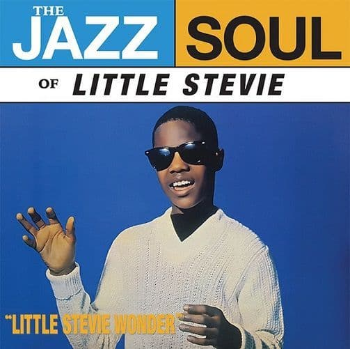 STEVIE WONDER The Jazz Soul Of Little Stevie Vinyl Record LP Ermitage 2019