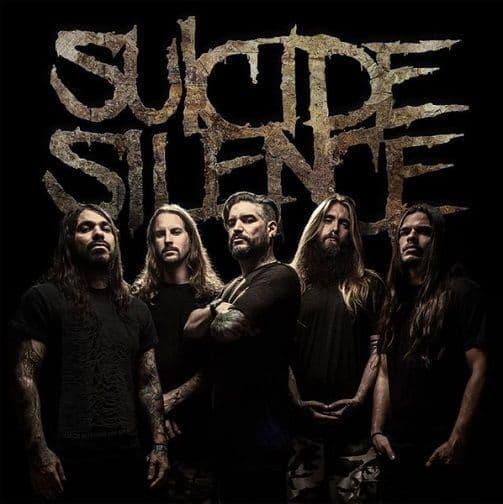SUICIDE SILENCE Suicide Silence Vinyl Record LP Nuclear Blast 2017